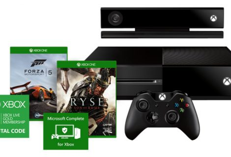 Xbox One Day One Bundles On Microsoft Store