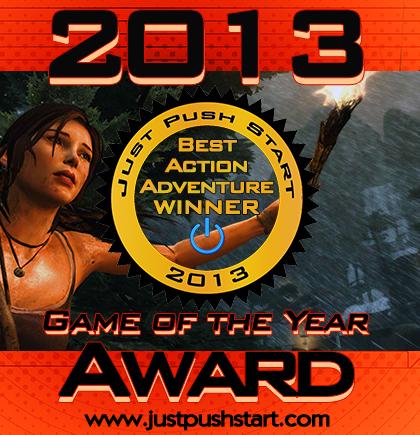 Best Action Adventure of 2013 – Tomb Raider