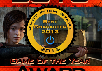 Best Character of 2013 - Ellie from The Last of Us
