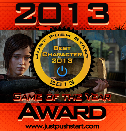 Best Character of 2013 – Ellie from The Last of Us