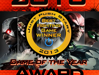 Best Fighting Game of 2013 - Injustice: Gods Among Us