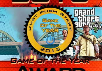 JPS Game of the Year 2013 -- Grand Theft Auto V