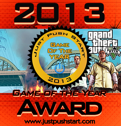 JPS Game of the Year 2013 — Grand Theft Auto V
