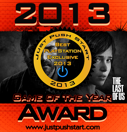 Best PlayStation Exclusive of 2013 – The Last of Us