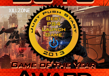 Best PS4 Launch Title of 2013 - Killzone: Shadow Fall