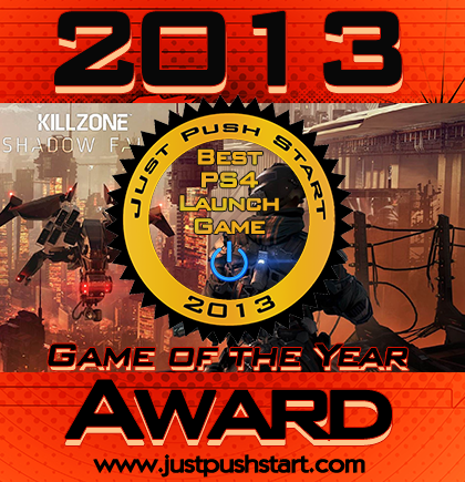 Best PS4 Launch Title of 2013 – Killzone: Shadow Fall
