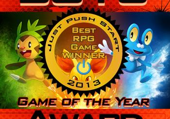 Best RPG Of 2013 - Pokemon X & Y