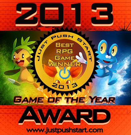 Best RPG Of 2013 – Pokemon X & Y