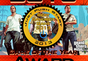 Best Sandbox Game of 2013 -- Grand Theft Auto V