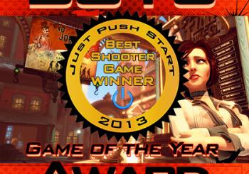 Best Shooter of 2013 – Bioshock: Infinite