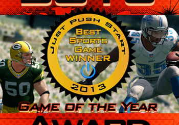 Best Sports Game of 2013 - Madden NFL 25