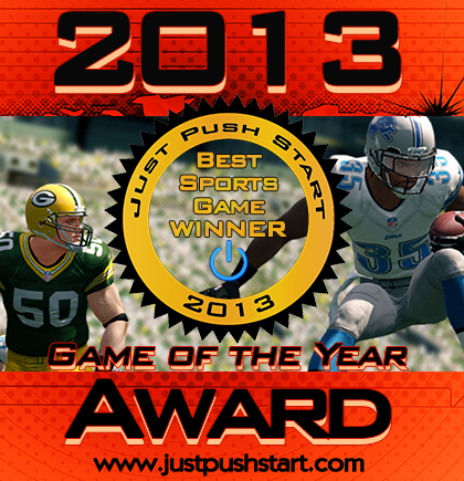 Best Sports Game of 2013 – Madden NFL 25