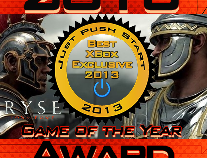 Best Xbox Exclusive of 2013 -- Ryse: Son of Rome