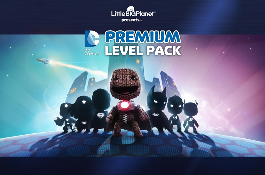 LittleBigPlanet To Receive DC Comics Content