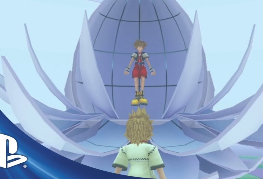 Kingdom Hearts HD 2.5 ReMIX receives new trailer at Jump Festa 2013