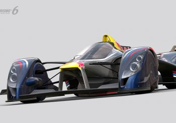 Gran Turismo 6 Gets Red Bull X Challenge Update