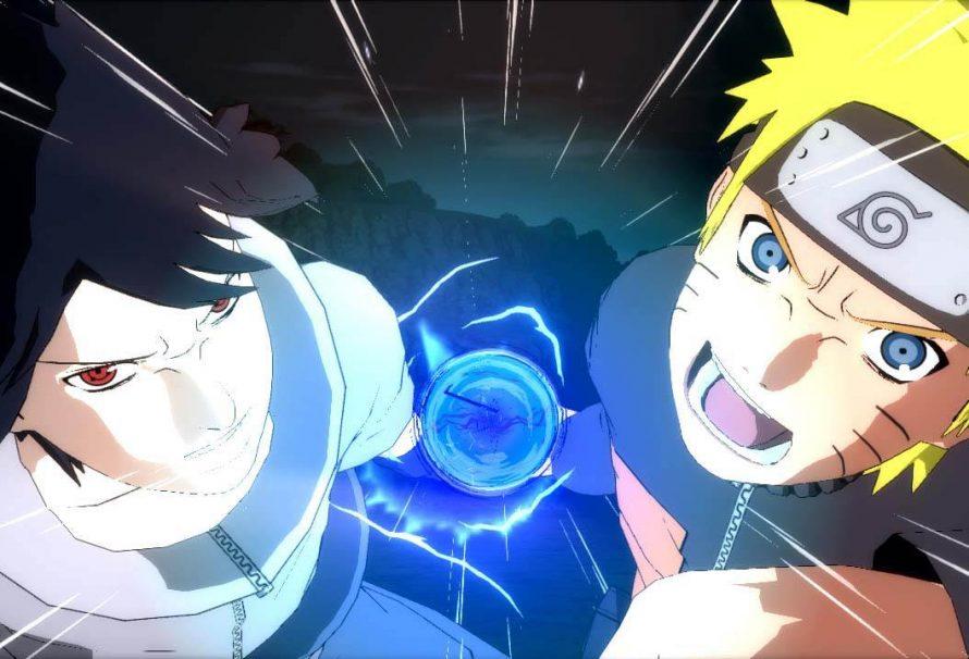 Naruto Shippuden: Ultimate Ninja Storm Revolution Video Shows Off Mecha-Naruto