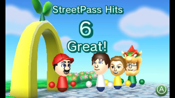Nintendo To Hold First National Streetpass Weekend