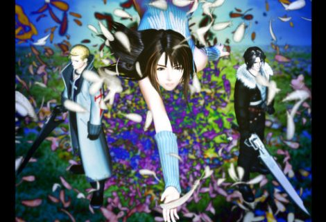 Final Fantasy VIII remaster getting a physical release for Switch