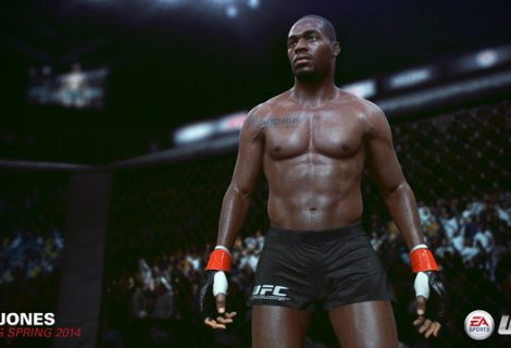 EA Sports UFC Roster So Far