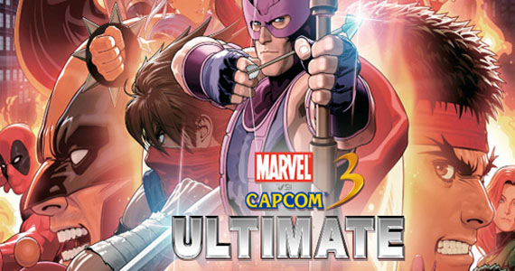 Ultimate Marvel vs Capcom 3 And MCV 2 To Be Removed From PSN And Xbox Live