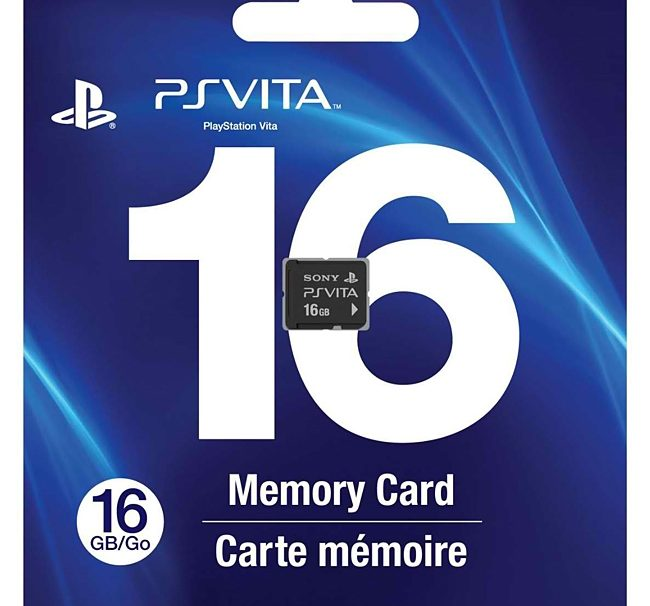 Cyber Monday: Get A 16GB Vita Memory Card For $19.99