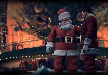 Saints Row IV's Christmas themed DLC available now