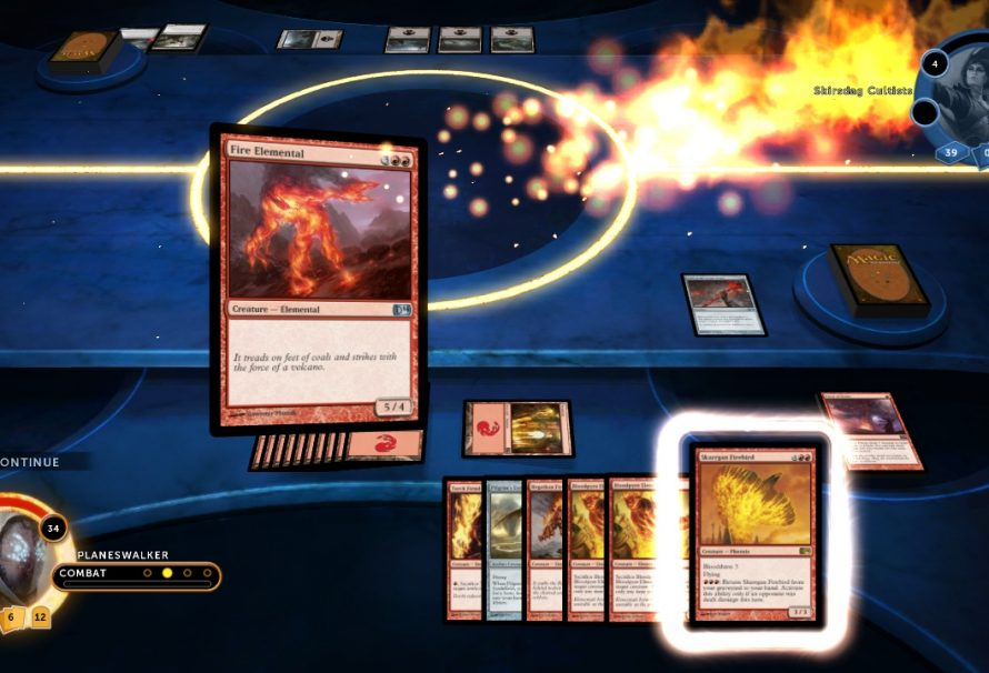 Magic 2014: Duels of the Planeswalkers Adds Third Round of DLC Decks