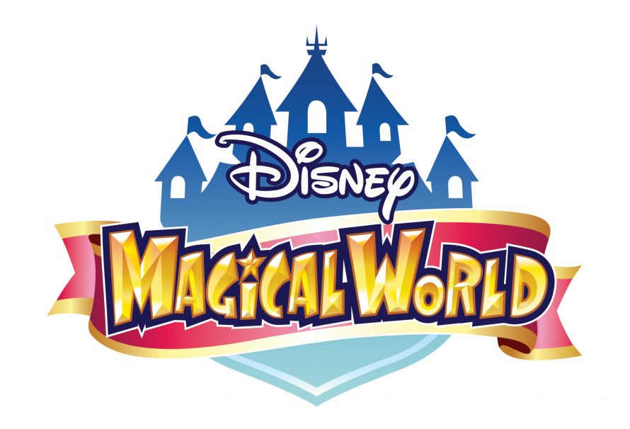 Disney Magical World Announced For The Nintendo 3DS