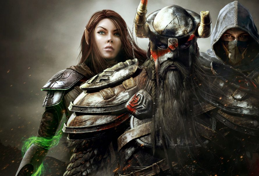 Pre-Order The Elder Scrolls Online and get Early Access