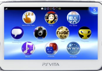 Crystal White PlayStation Vita Is Now Available Standalone On Amazon