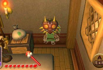 The Legend Of Zelda: Majora's Mask Teased Once Again