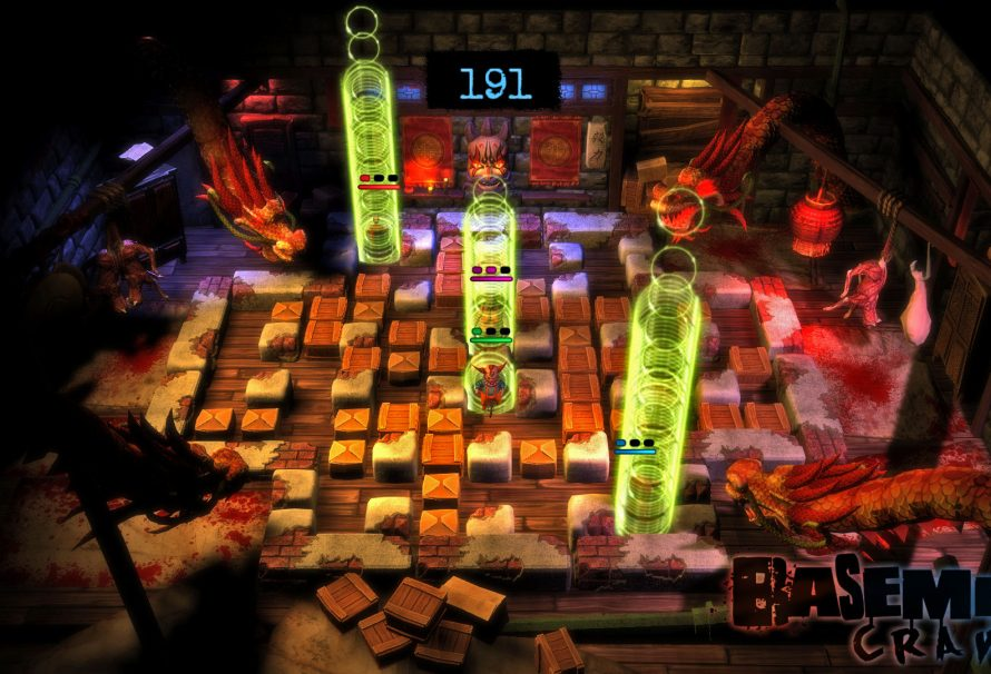 Basement Crawl Finally Gets Set Release Date In The US