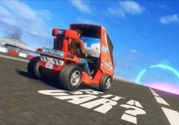 Shenmue III teased in Sonic & All-Stars Racing Transformed