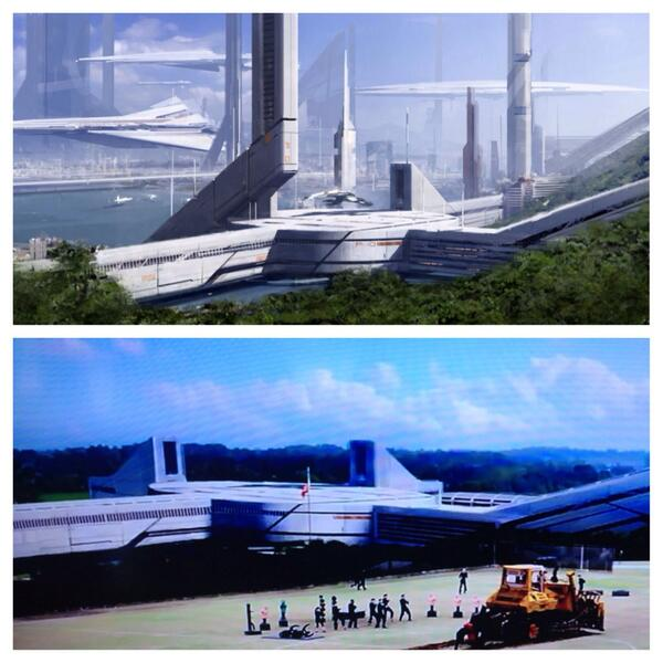 Mass Effect 3 Concept Art Used In Marvel's Agents Of S.H.I.E.L.D.