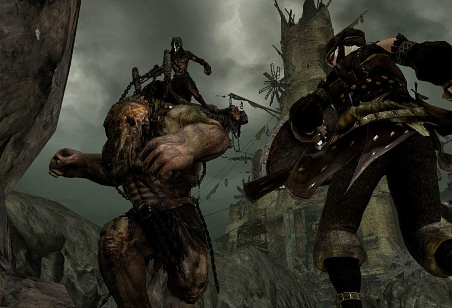 Dark Souls II Shows Off Some Concept Art & Screenshots