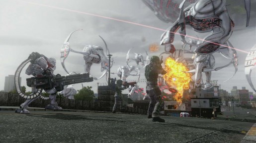 Earth Defence Force 2025 screenshot 5