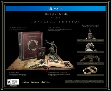 Elder Scrolls Online Imperial Edition