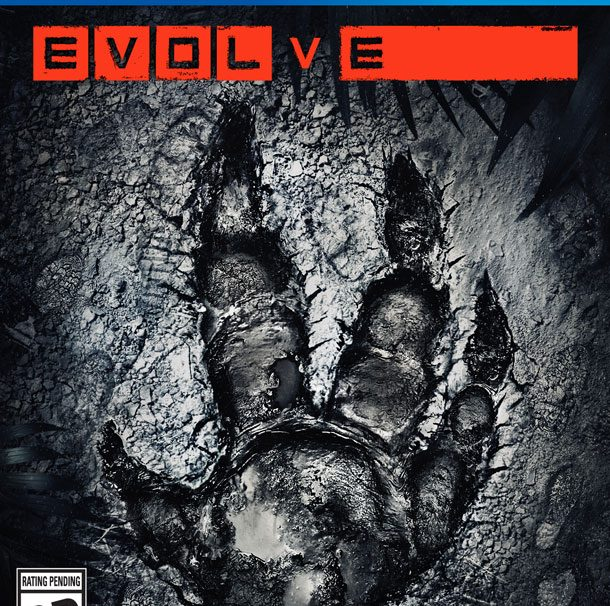 Evolve Receives Official Box Art