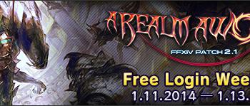 Final Fantasy XIV Free Login Weekend starts this Saturday