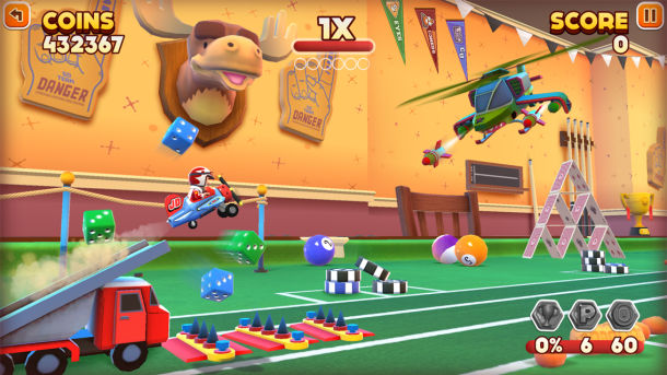 Joe Danger Infinity will launch for iOS later this week