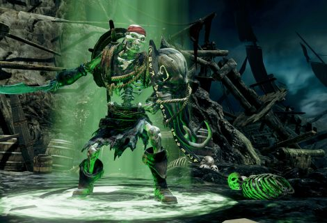 Spinal Shows His Face For Killer Instinct
