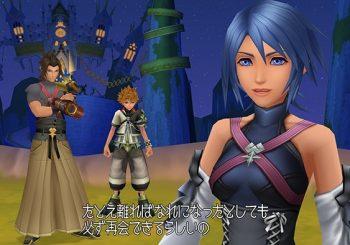 Kingdom Hearts HD 2.5 ReMIX receives a new batch of screenshots