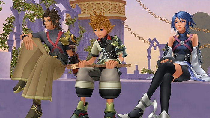 Square Enix Releases Very Short Kingdom Hearts Survey