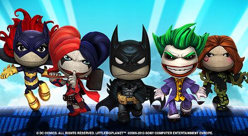 Littlebigplanet Dc Comics Costume Pack 2 Details Released