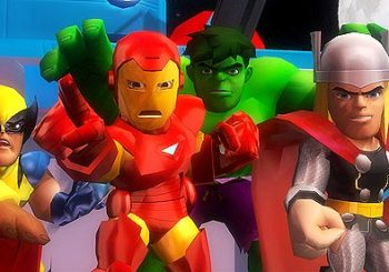 Marvel Super Hero Squad: Infinity Gauntlet Removed From XBLA and PSN