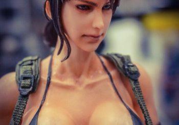 """Hideo Kojima Shares """"Quiet"""" Figure In Metal Gear Solid V"""