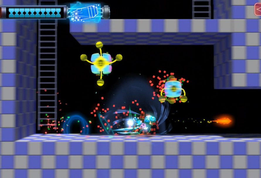 Mighty No. 9 Early Built Screenshots Released By Comcept