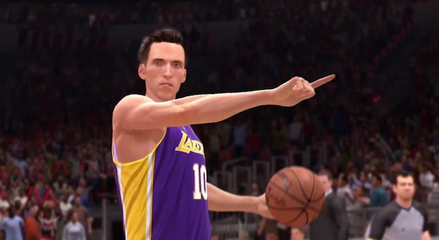 EA Not Giving Up On NBA Live Series