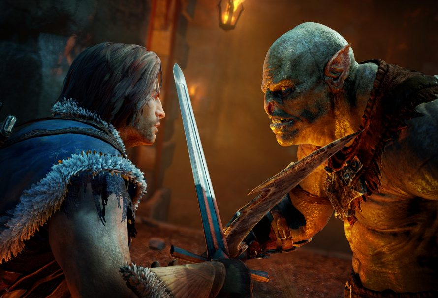Middle-Earth: Shadow of Mordor Pre-Alpha Gameplay Released
